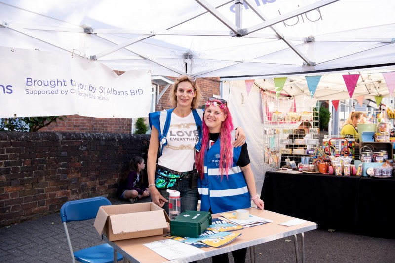 #SustFest19 – St Albans Market Take-Over!