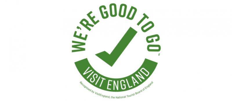 Visit England & Visit Britain – Good to go – Kite Mark – Free to register!